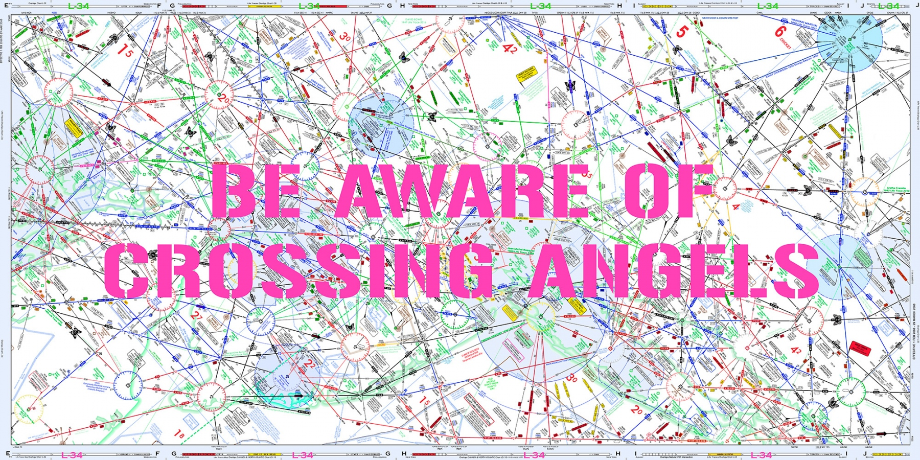 Be Aware of Crossing Angels